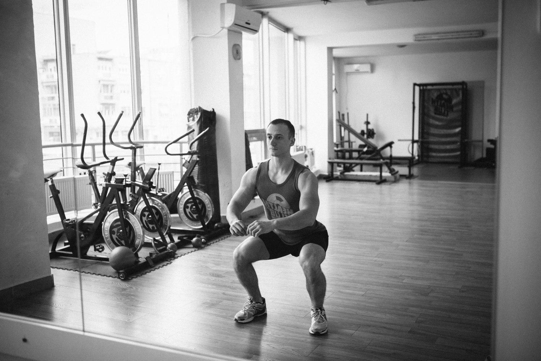 Trening za jačanje i oblikovanje mišića nogu